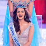 Manushi Chhillar Miss World 2017 Daily Bees