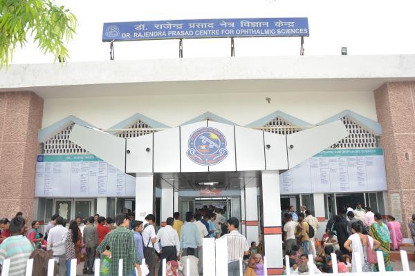 national eye bank aiims new delhi