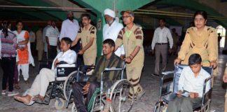 Taking Forward The Legacy - Free Disability Correction Camp at Dera Sacha Sauda Daily Bees