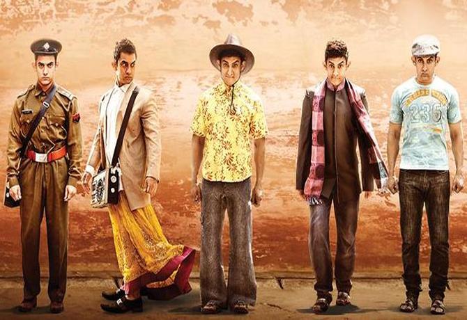 aamir khan pk movie daily bees