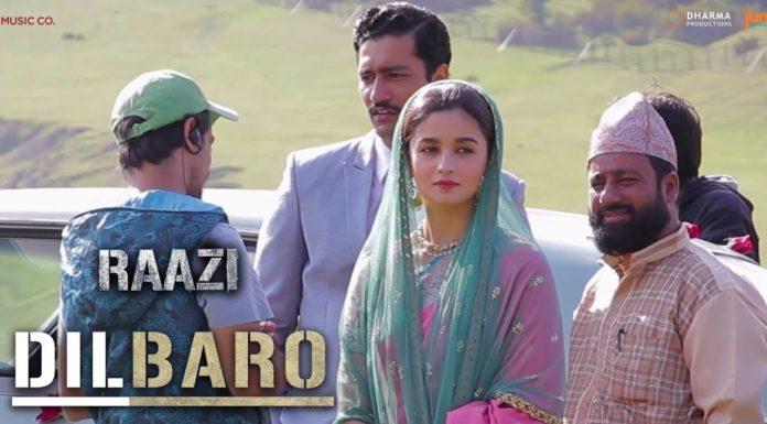 Raazi Movie Review