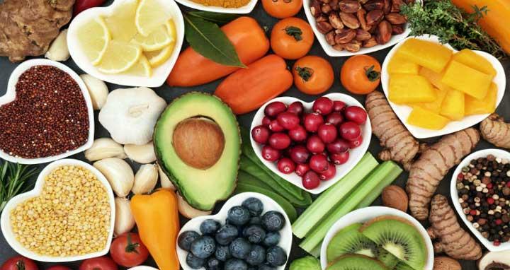 Intake healthy food - Daily Bees