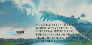 spirituality Daily Bees