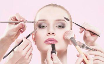 Do makeup at home easily