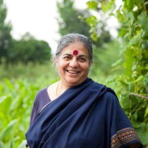 Environmentalist Vandana Shiva Daily Bees