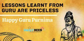 Happy Guru Purnima - Daily Bees