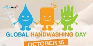 Global Handwashing Day - Daily Bees